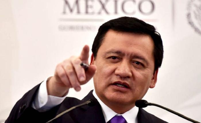 Osorio Chong estafa maestra