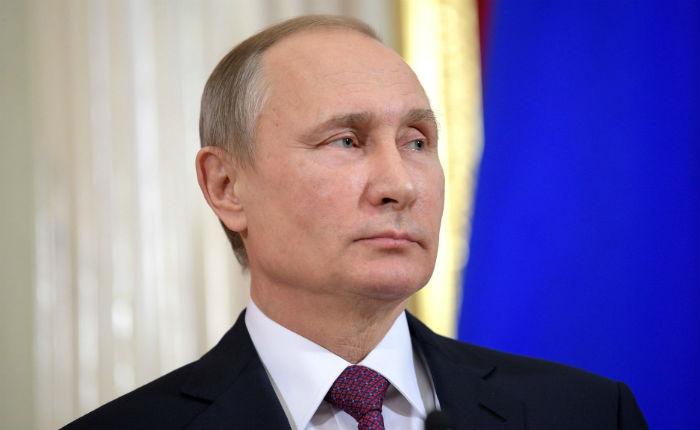 Rusia Putin