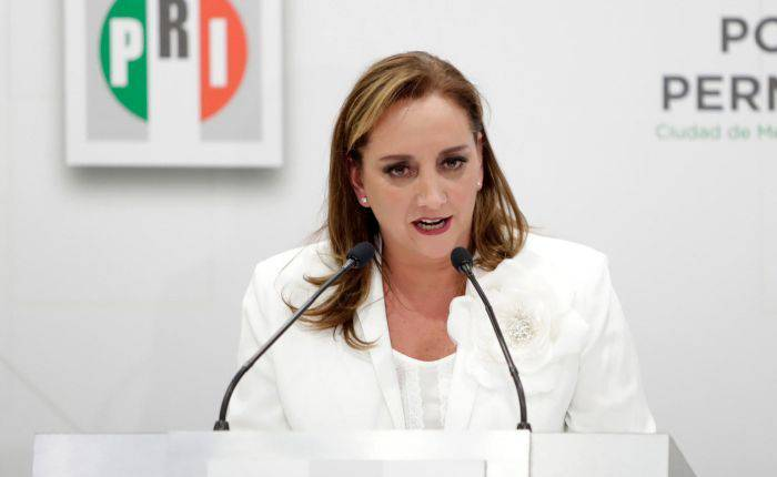 """Ruiz Massieu se posicionó contra la """"Ley apagón"""", pero no lo consultó con el GPPRI"""