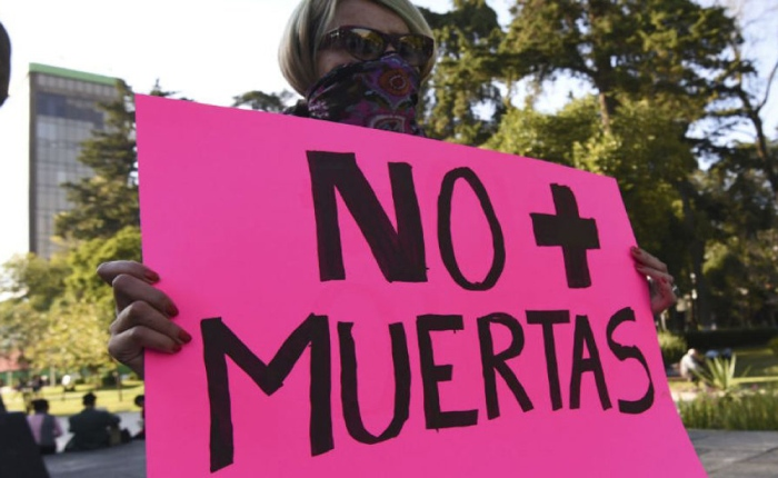 asesinatos a mujeres