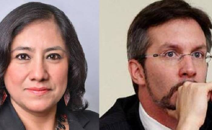 """morenistas Ackerman asegura que hay una """"persecución"""" en su contra"""
