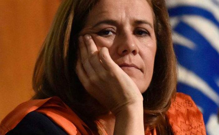 Margarita ZAVALA listas fascistas