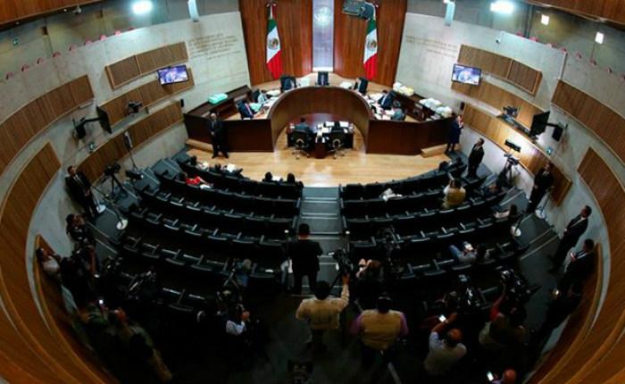 Tribunal Electoral Morena