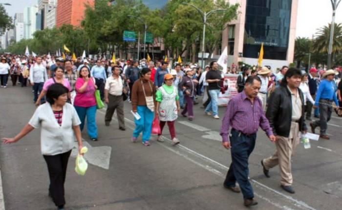 manifestaciones CDMX