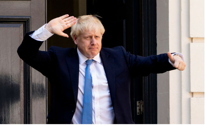Boris Johnson aumento casos