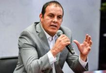 Cuauhtémoc Blanco,Gobernadores de oposición parecen chapulines: Hasta Cuauhtémoc Blanco los critica