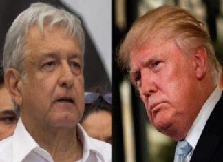 AMLO censura periodistas, Donald Trump, México, Comunicadores