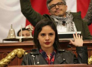 diputada bolivariana de la CDMX