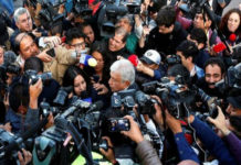 Medios extranjeros critican a AMLO