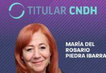 CNDH, Rosario Ibarra Piedra