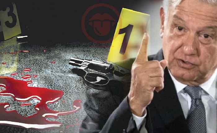 Masacres dan audiencia a AMLO