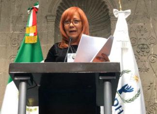 Rosario Piedra elección legal CNDH