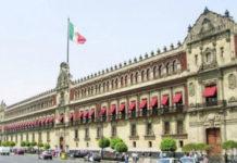 Gabinete AMLO Palacio Nacional