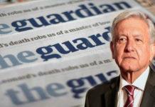 The Guardian critica a AMLO