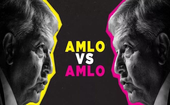 AMLO vs AMLO: crecer 2% en materia económica es un fracaso (Video ...
