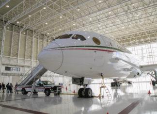 Avión presidencial ni se vende, ni se ocupa. Se cumplió un año nos sigue costando su mantenimiento y el arrendamiento del hangar
