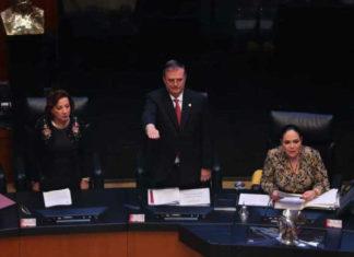 Marcelo Ebrard Senado