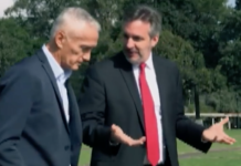Jorge Ramos y John Ackerman