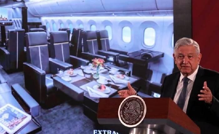 24 aviones presidenciales
