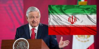 AMLO Irán