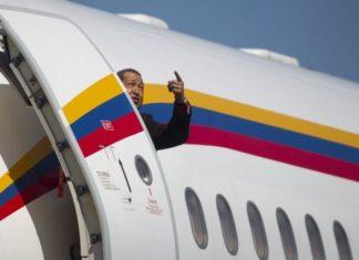 Chávez aviones