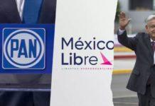 México libre y PAN