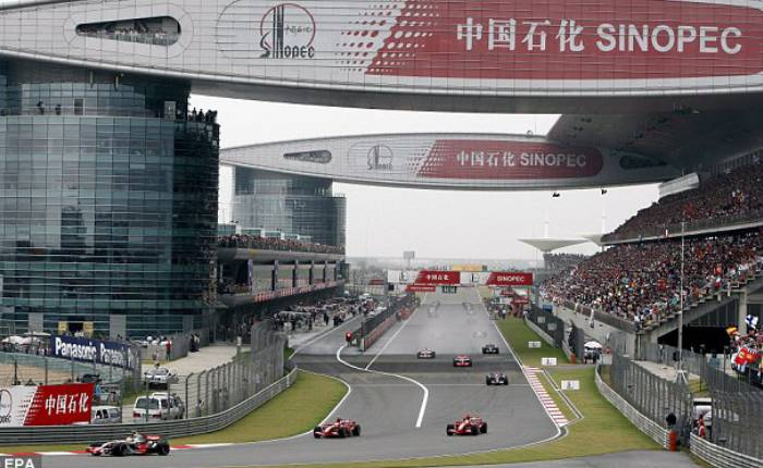 Suspenden la F1 en China por Coronavirus