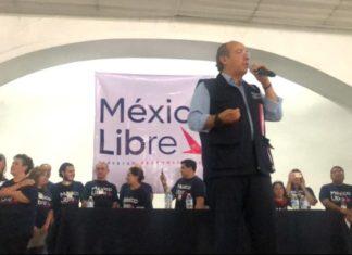 Calderón partido