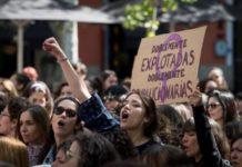 feminicidios Paro Nacional de Mujeres