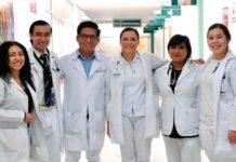 Méidos y enfermeras