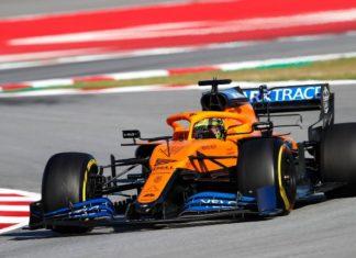 McLaren Covid-19