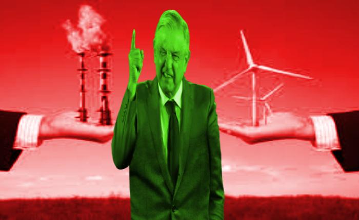 Con AMLO, se prefiere el uso de energías sucias, antes que las renovables -  Contrapeso