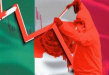 Economía caída Banxico México