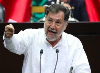 Noroña 1 minuto de Silencio, Juárez Cisneros Gerardo Fernández Noroña