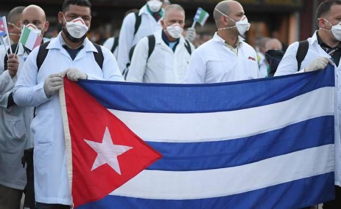 El apoyo médico de Cuba a otros países solo es un gran negocio - Contrapeso