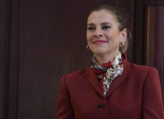 Gutiérrez Müller diputada Anel muerta