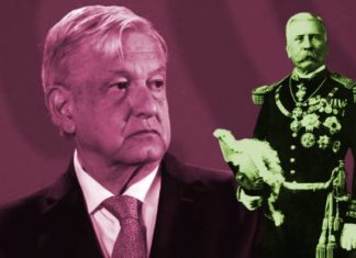 """""""Mátalos en caliente"""" la frase de Porfirio Díaz que AMLO recordó en su mensaje a la nación"""