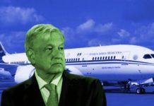 AMLO le costó a México 50 MDP por mantener el avión presidencial en EU