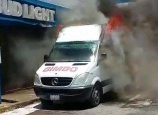 Bimbo ataque Tamaulipas