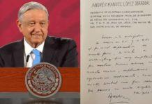 Revelan carta de AMLO para embajadora de México y diplomáticos tras visita a EU