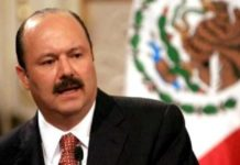 UIF denuncia a César Duarte por presunto lavado de dinero