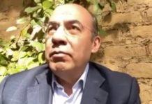 Calderón propone una rebelión armada en Venezuela y México (Video)