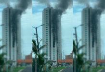 incendio departamentos