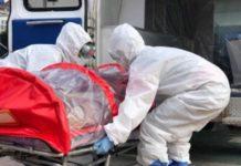 Paciente con coronavirus escapa del hospital y muere minutos después