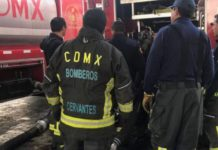 BOMBEROS CDMX
