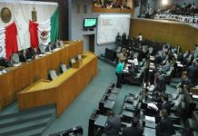 Tribunal busca destituir a diputados del Congreso de NL por desacato