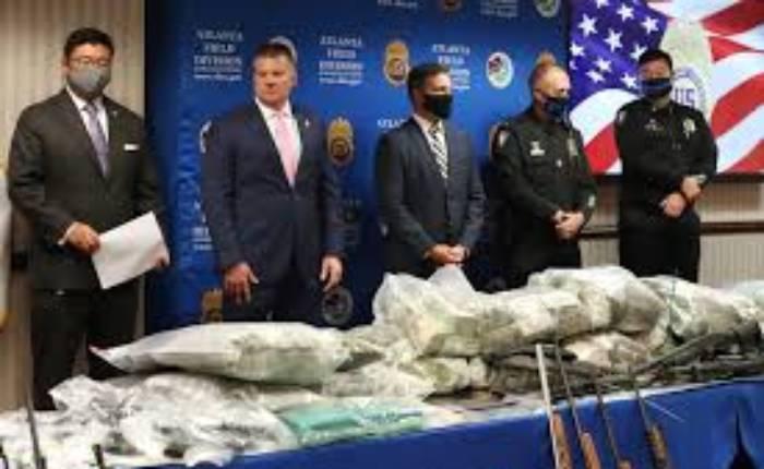 La DEA y el FBI capturan a uno de los principales operadores del CJNG