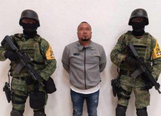 """El Marro Vinculan a proceso a """"El Marro"""" por delincuencia organizada"""