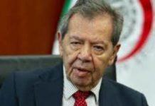 Muñoz Ledo pide a Delgado una reunión para agenda legislativa