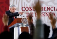 AMLO Mañaneras de AMLO no podrán ser transmitidas en Coahuila e Hidalgo: INE